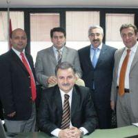 Dernegimizin Sanayi Ticaret Il Müdürü Mahmut İnanı Ziyereti